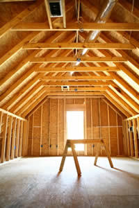 Attics By Four Decades Contracting Inc Servicing The